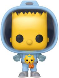 Funko Pop! Animation: Simpsons - Bart w/ Chestburster Maggie