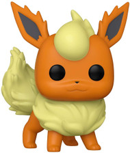 Funko Pop! Games: Pokemon - Flareon Vinyl Figure