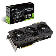 ASUS TUF Gaming NVIDIA GeForce RTX 3090 OC Edition Graphics Card TUF-RTX3090-O24G-GAMING