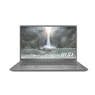 "MSI Laptop Prestige 15 A11SCX-217 Intel Core i7 11th Gen 1185G7 (3.00 GHz) 32 GB Memory 1 TB NVMe SSD NVIDIA GeForce GTX 1650 Max-Q 15.6"" 4K/UHD Windows 10 Pro 64-bit, Prestige15A217"