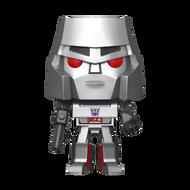 Funko Pop Retro Toys: Transformers - Megatron