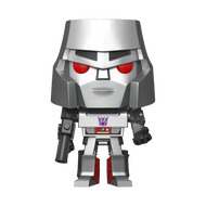 Funko Pop Retro Toys: Transformers - Megatron