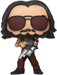 Funko Pop! Games: Cyberpunk 2077 - Johnny Silverhand 2