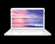 "MSI Prestige 14 EVO 14"" FHD Ultra Thin and Light Professional Laptop Intel Core i7-1185G7 Intel Iris Xe 16GB DDR4 1TB NVMe SSD Win10Home, Pure White"