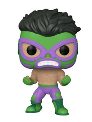 Funko POP! Marvel Lucha Libre El Furioso - Hulk (Marvel Luchadores) Funko Pop!