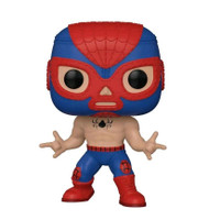 Funko POP! El Aracno - Spider-Man (Marvel Luchadores) Funko Pop!