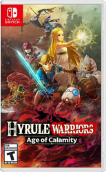 Hyrule Warriors: Age of Calamity, Nintendo, Nintendo Switch
