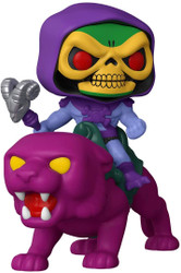 Funko POP! Ride: MOTU - Skeletor on Panthor