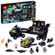 LEGO DC Mobile Bat Base 76160 Batman Batcave Building Toy for Children, Playset and Action Minifigures (743 Pieces)
