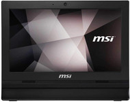 MSI PRO 16T 10M-013US PC, Intel Celeron 5205U, Intel UHD, 4GB DDR4 (1 x 4GB) 2666 MHz, 256GB M.2 NVMe SSD , Windows 10 Home, PRO16T10M013