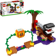 LEGO Super Mario Chain Chomp Jungle Encounter Expansion Set 71381