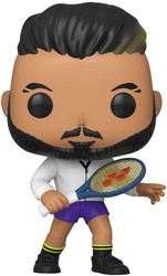 Funko Pop! Legends: Tennis Legends - Nick Kyrgios