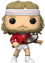 Funko Pop! Legends: Tennis Legends - Bjorn Borg