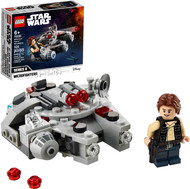 LEGO Star Wars Millennium Falcon Microfighter 75295 Building Toy for Kids (101 Pieces)