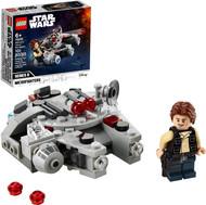 LEGO Star Wars Millennium Falcon Microfighter 75295 Building Toy