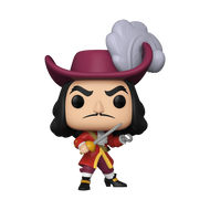 Funko POP! Disney 65th - Captain Hook (New Pose)
