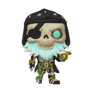 Funko POP! Games: Fortnite - Blackheart