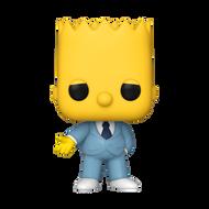 Funko POP! Animation: Simpsons - Mafia Bart