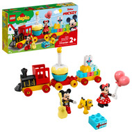 LEGO DUPLO Disney Mickey & Minnie Birthday Train 10941