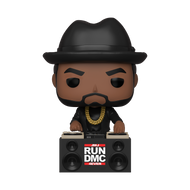 Funko POP! Rocks: Run - DMC - Jam Master Jay