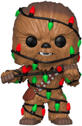 Funko POP! Star Wars: Holiday - Chewie w/ Lights