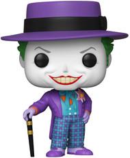 Funko POP! Heroes: Batman 1989 - Joker w/ Hat