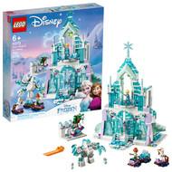 LEGO Disney Princess Elsa's Magical Ice Palace 43172 Toy Castle