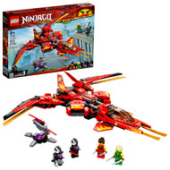 LEGO NINJAGO Legacy Kai Fighter 71704 Ninja Building Toy