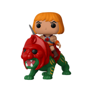 Funko POP! Ride: Masters of the Universe - He-Man on Battle Cat