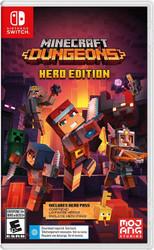 Minecraft Dungeons Hero ED, Mojang, Nintendo Switch