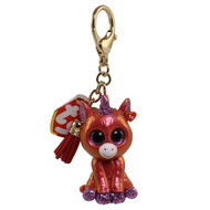 TY Beanie Boos - Mini Boo Collectible Clips - SUNSET the Unicorn (2 inch)