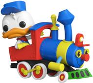 Funko POP! Train: Casey Jr - Donald Duck w/Engine