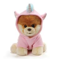 """GUND Worlds Cutest Dog Boo Unicorn Outfit Stuffed Animal Plush, 9"""""""