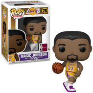Funko Pop! NBA: Legends - Magic Johnson (Lakers Home)