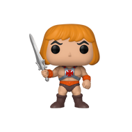 Funko POP! Animation: Masters of the Universe - He-Man