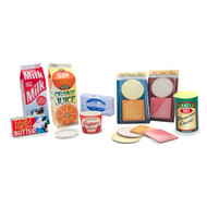 Melissa & Doug Fridge Groceries