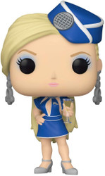 Funko POP! Rocks: Britney Spears- Stewardess