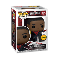 Funko POP! Games: Marvel's Spider-Man Miles Morales (Classic Suit) Chase