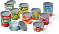 Melissa & Doug, Toy My Pantry Canned Food