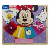 Disney Minnie Wooden Basic Skills Board, 1.0 CT