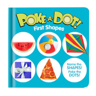 Poke-A-Dot: First Shapes (Book)