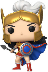 Funko POP! Heroes: Wonder Woman 80th - Wonder Woman (Challenge Of The Gods)