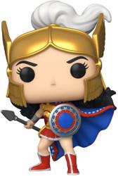 Funko POP! Heroes: Wonder Woman 80th - Wonder Woman (Challenge Of The Gods)