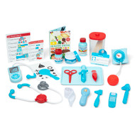 Melissa & Doug Get Well Doctor?S Kit Play Set (25 Toy Pieces)
