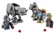 LEGO Star Wars AT-AT vs. Tauntaun Microfighters 75298 Building Toy (205 Pieces)