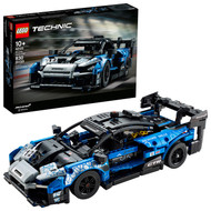 LEGO Technic McLaren Senna GTR 42123; Build and Display Model Building Toy (830 Pieces)