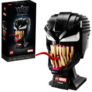 LEGO Marvel Spider-Man Venom 76187 Collectible Building Toy for Adults (565 Pieces)
