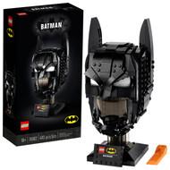 LEGO DC Batman: Batman Cowl 76182 Collectible Building Toy for Adults (410 Pieces)