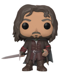 Pop Lord of the Rings Aragorn Vinyl Figure (Other)