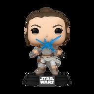 Funko POP! Star Wars: SWEp9 - Rey with 2 Light Sabers